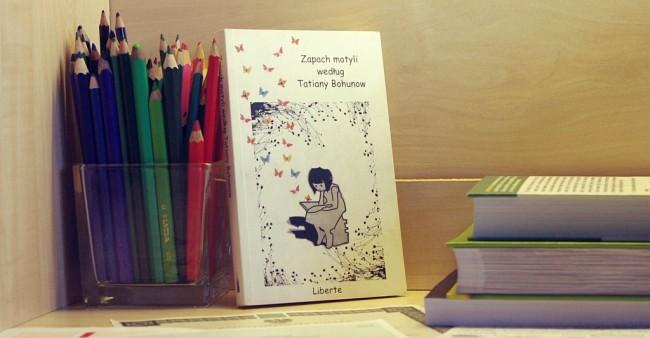 recenzja zapach motyli tatiany bohunow