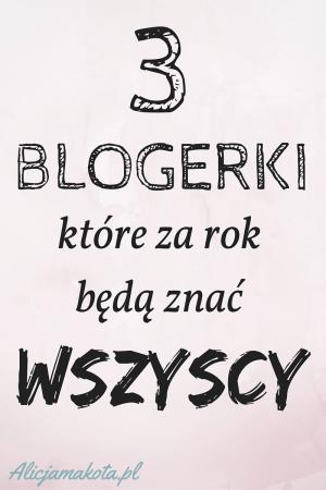 3 ciekawe blogi