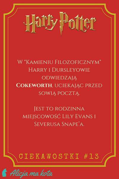 Kiedy czytasz drugi raz - Cokeworth