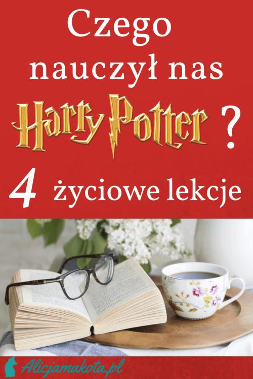 czego uczy harry potter? lekcje z książek