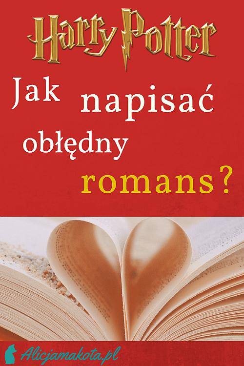 romans książkowy - harry potter