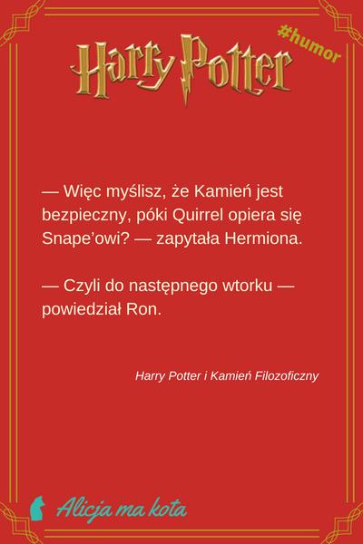 Ron Weasley - zabawne cytaty