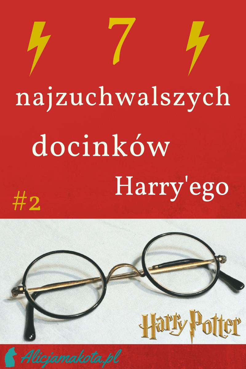 Najzuchwalsze docinki, najlepsze cytaty - Harry Potter