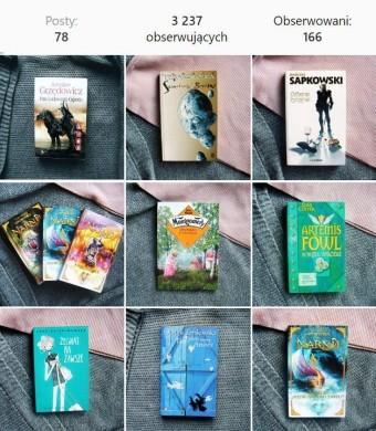 książkowy instagram