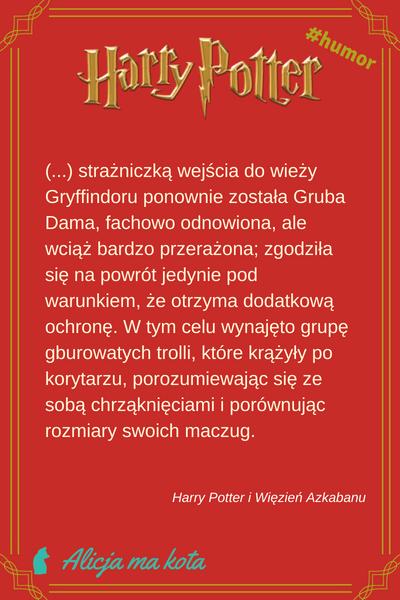Harry Potter i Więzień Azkabanu cytat