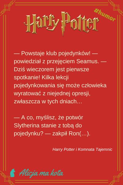 Cytaty Ron Weasley