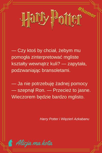 Śmieszne cytaty, żarty - Ron