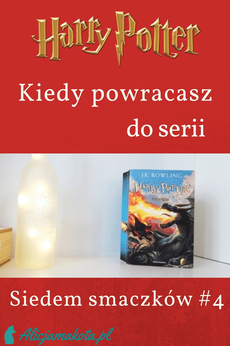 powrót do harry'ego pottera - cytaty