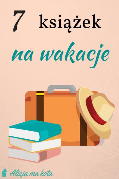 dobre książki na wakacje