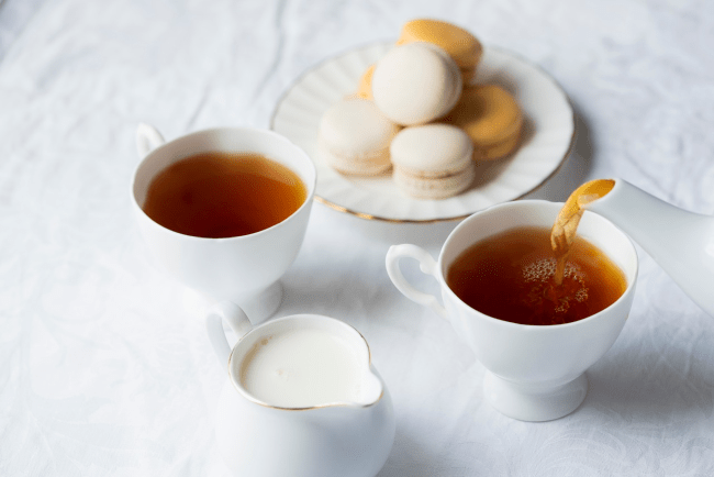 Sposoby na stres - herbata