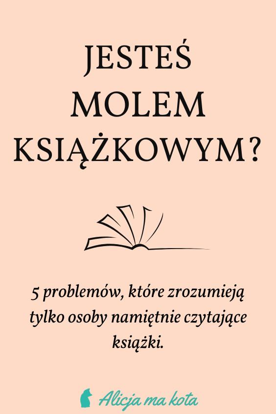 problemy moli ksiazkowych